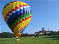 Ballonfahren mit Ballon Team Ammersee