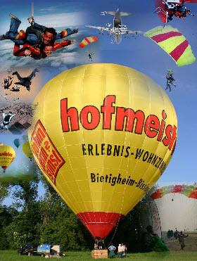 Ballonfahren mit Luftikus