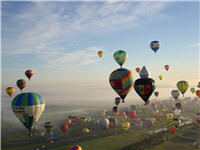 Ballonfahren mit Bundesweite Ballonfahrten