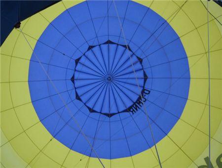 Ballonparachute