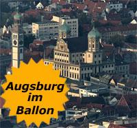 Ballonfahren mit Ballonfahrten Augsburg