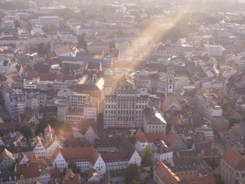 augsburg-von-oben